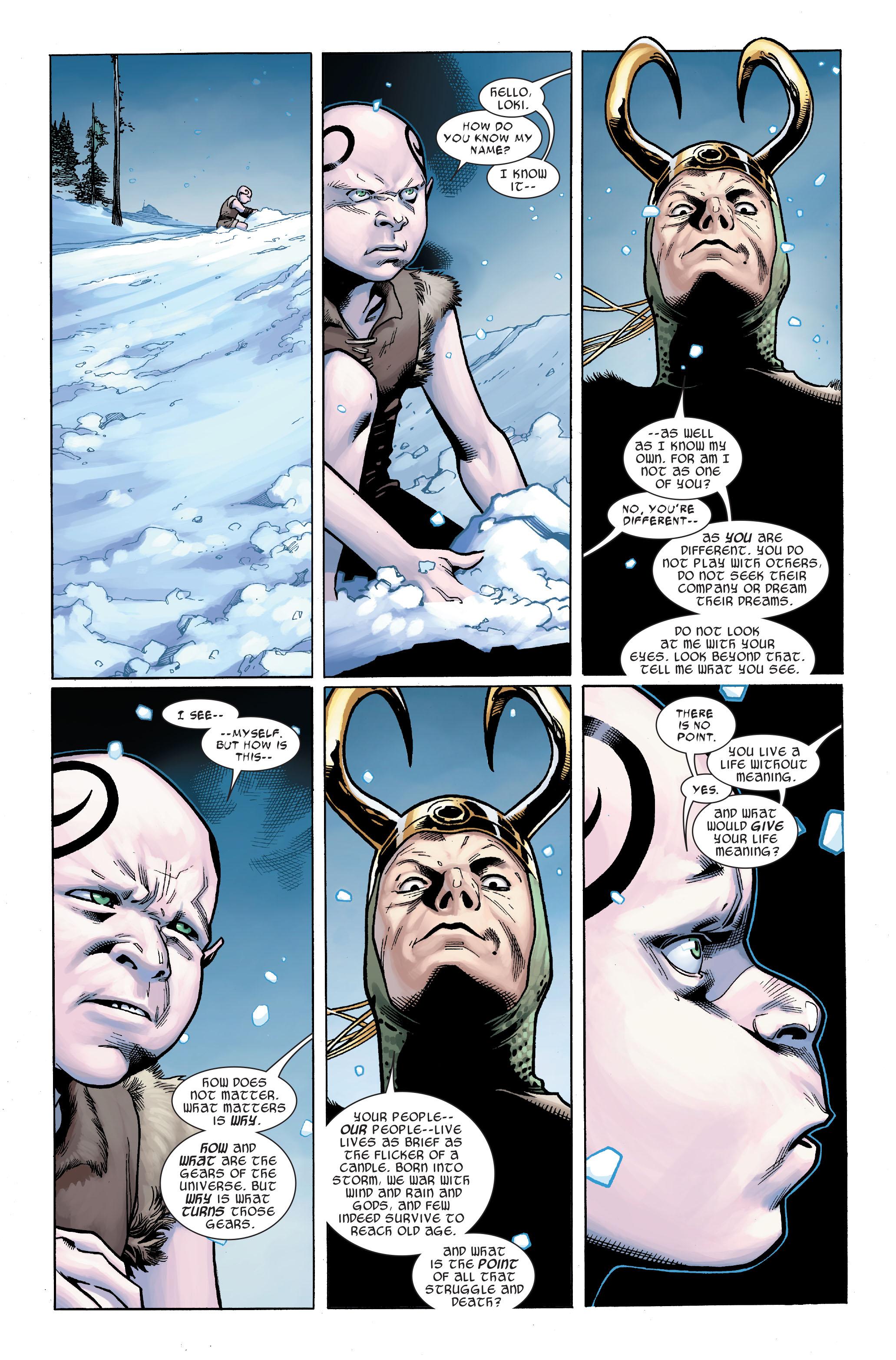 Thor (2007) Issue #12 #12 - English 13