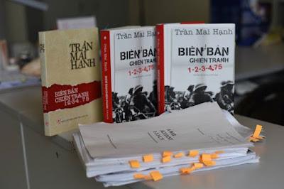 """""""Biên bản chiến tranh 1-2-3-4.1975"""": Ranh giới giữa văn học và báo chí đã bị xóa nhòa"""