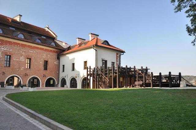 Opactwo benedyktyńskie w Tyńcu