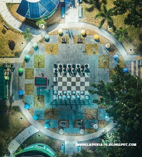 Taman Pontianak Punye Cerita, Objek Wisata Edukasi Fun And Education