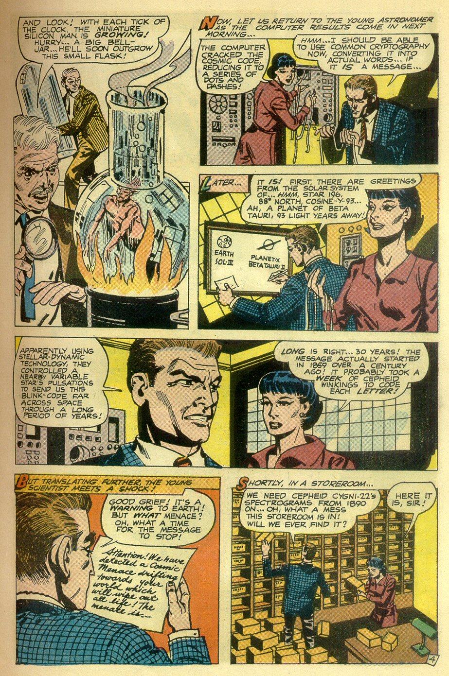Strange Adventures (1950) issue 198 - Page 7