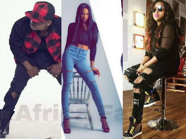 """Calças Jeans rasgadas, a nova """"febre"""" do mundo Fashion"""