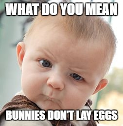 Funny Easter Day Memes