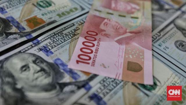 Cadangan Devisa Agustus Susut Jadi US$118 M Gara-gara Rupiah