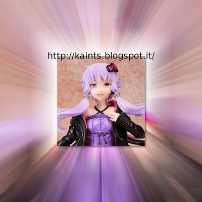 Yuzuki Yukari Resize ver. Pulchra