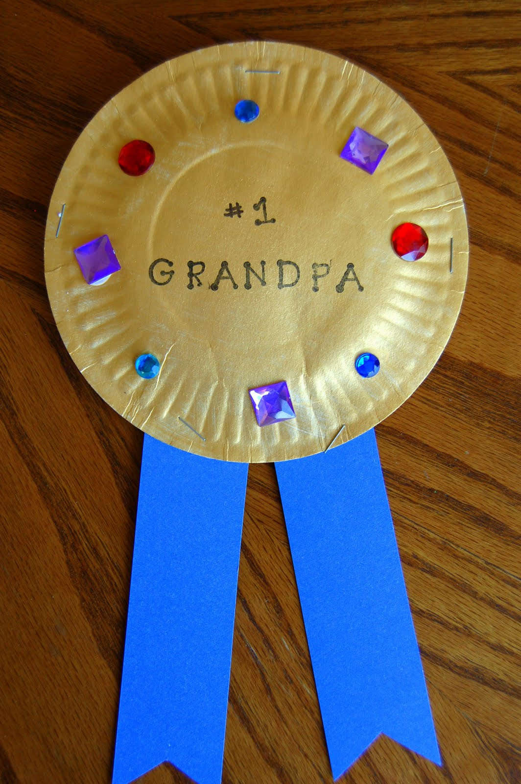Crafts To Give Grandparents
