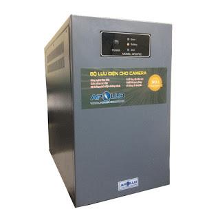 Bộ lưu điện Camera AP2100C 1000VA, lưu 6-10h (100W)