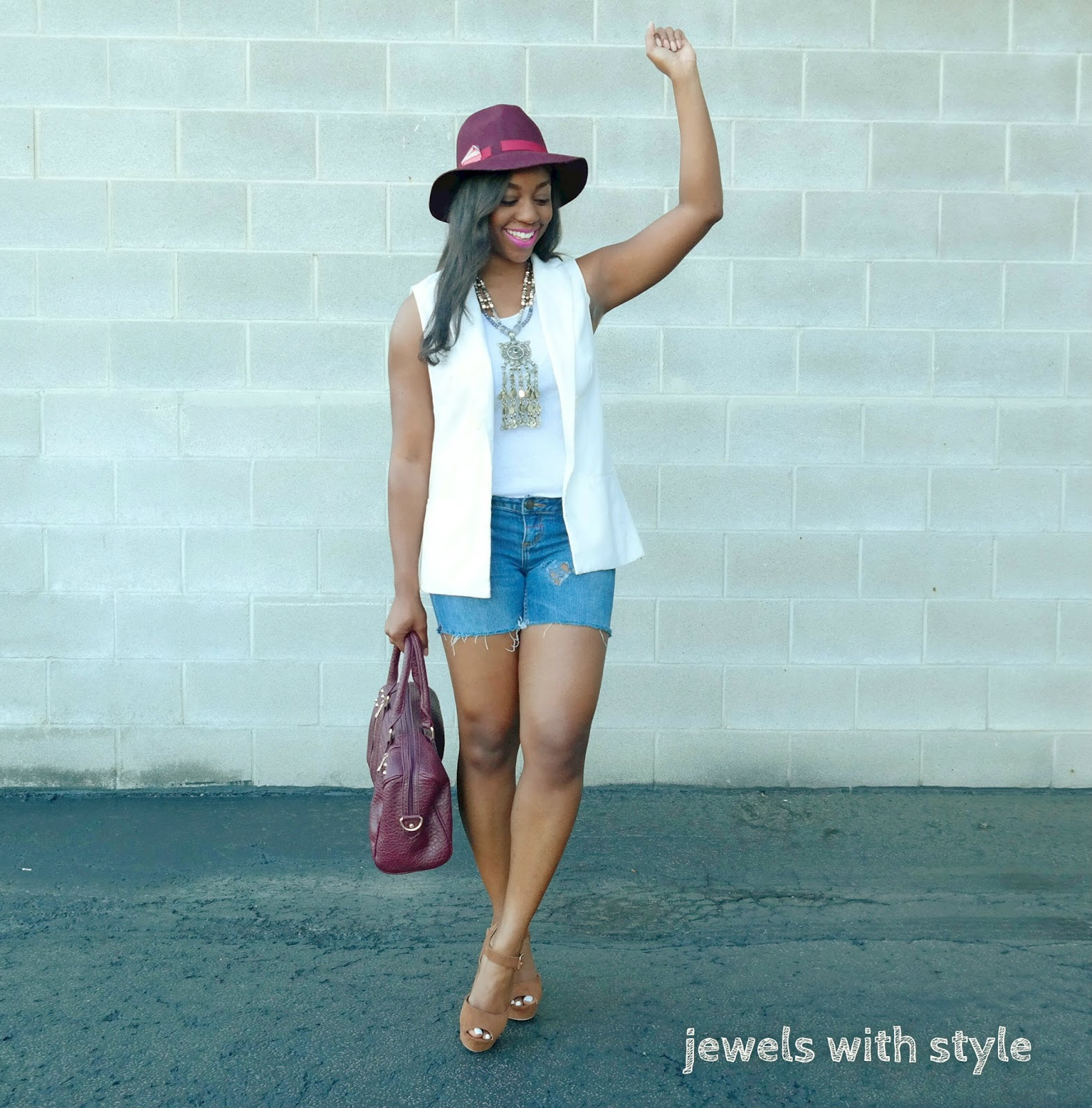 4 Cool Ways to Dress up Shorts
