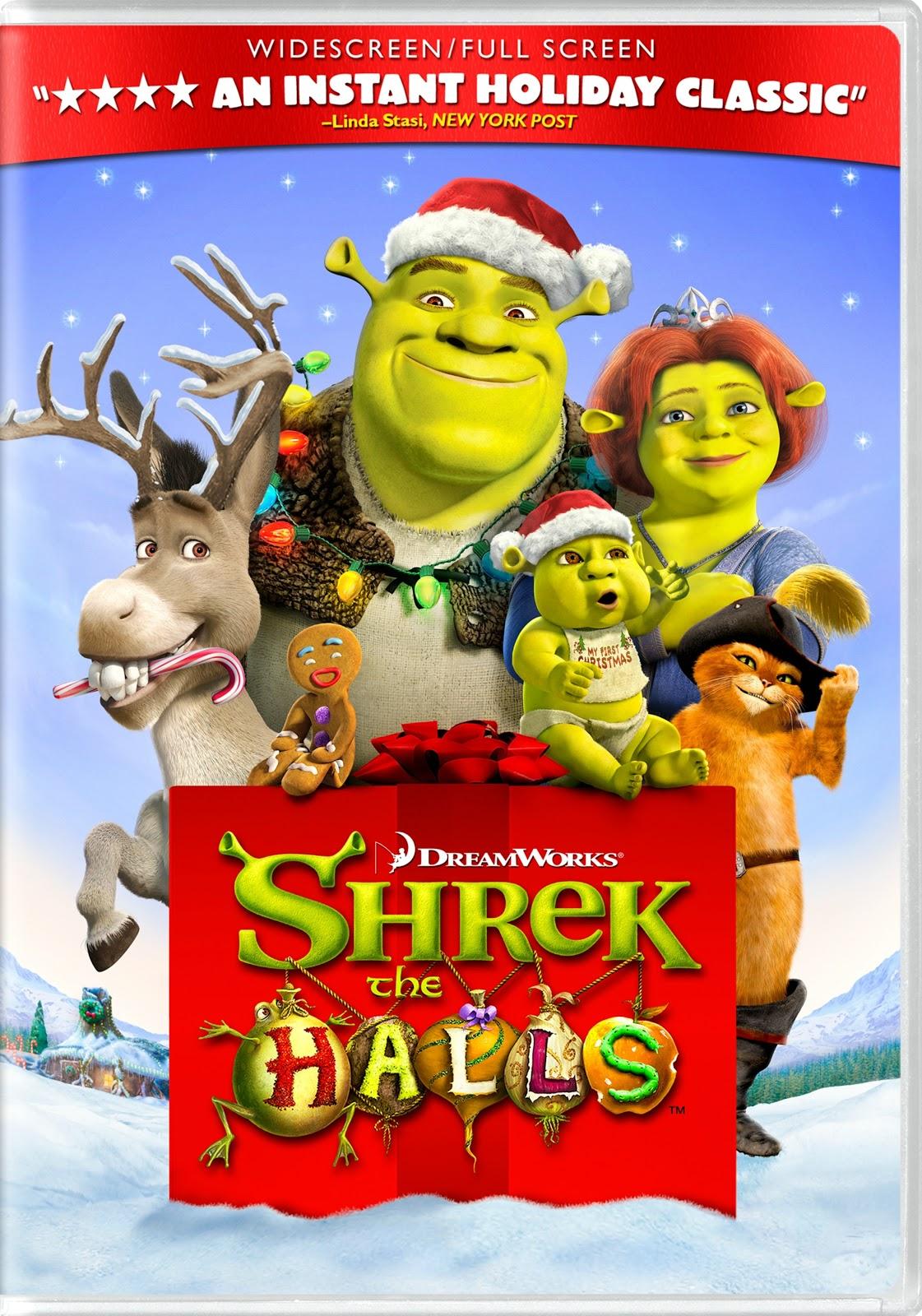 MG Recomanda: Shrek The Halls