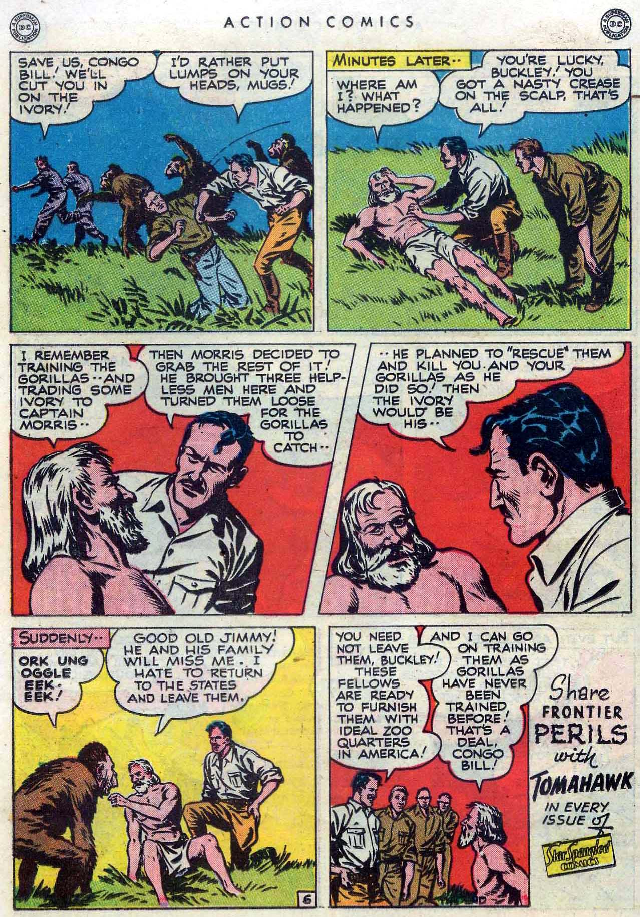 Read online Action Comics (1938) comic -  Issue #110 - 17