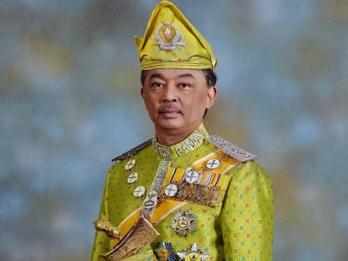 Sah : Sultan Pahang Dipilih Sebagai Agong Ke-16 Malaysia #DaulatTuanku