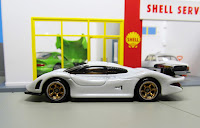 hot wheels speed machines porsche gt1