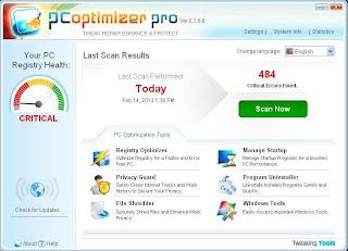 Download PC Optimizer 6.1.6.6 Full Version