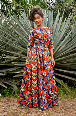 Qualities that you should Look for when Buying African Maxi Dresses Online