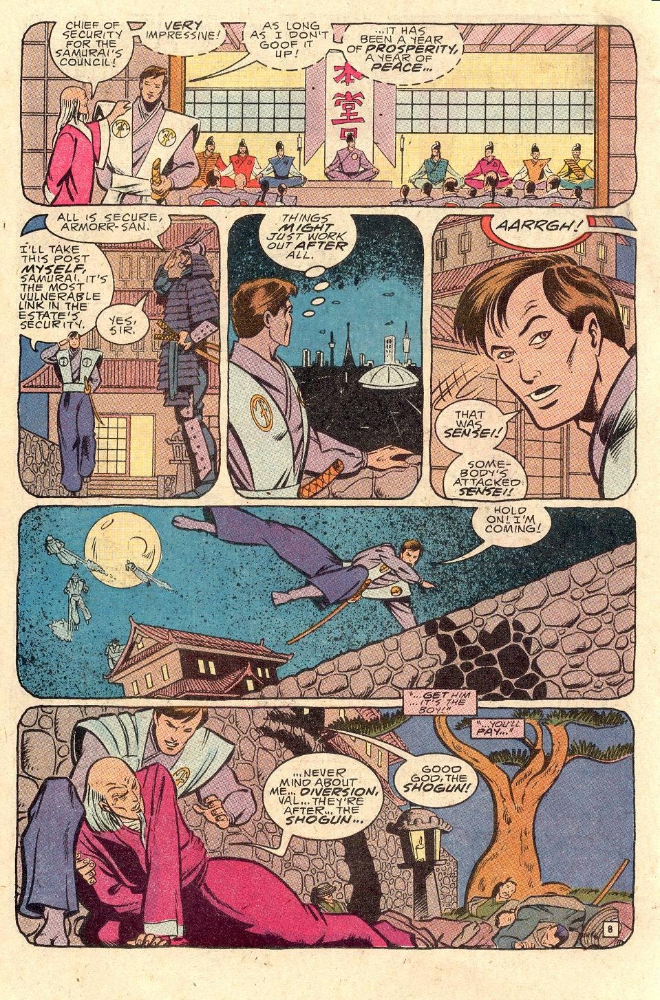 Read online Secret Origins (1986) comic -  Issue #47 - 21