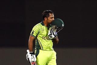 Sarfaraz Ahmed Named as new ODI captain of Pakistan Cricket Team