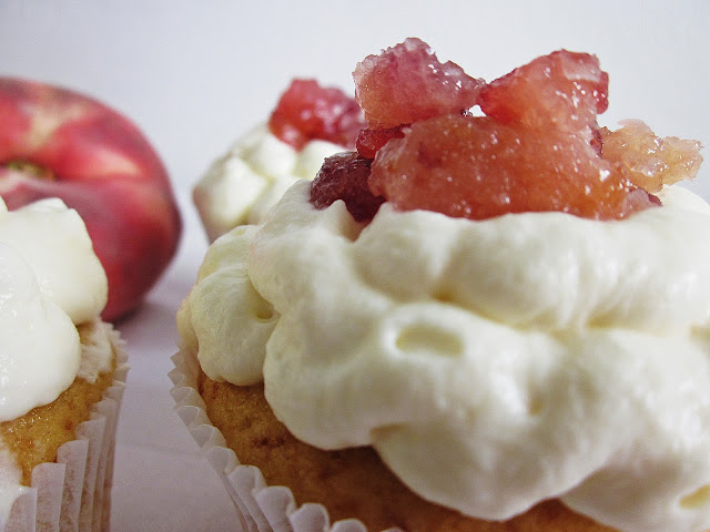 Nahaufnahme Cupcakes