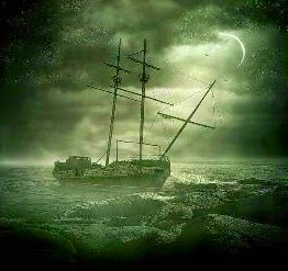 leyenda del barco fantasma