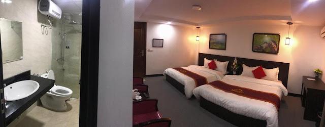 khách sạn Sapa Memory Hotel