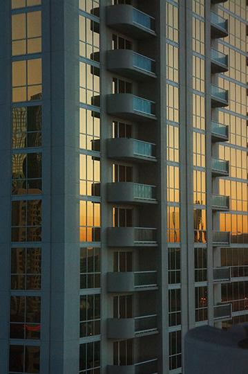 reflections, Las Vegas, architecture, travel, photography, USA, America, Vegas, Sam Freek,