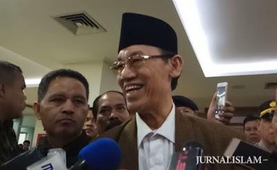 Al Maidah 51 Bukan UU Pilkada, Hamka Haq Bolehkan Muslim Pilih Pemimpin Non-Muslim
