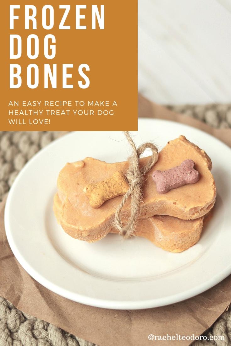 frozen dog bone recipe