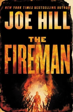 The Fireman by Joe Hill - book cover