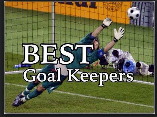 Top ten best Goalkeepers in the world Cup 2014