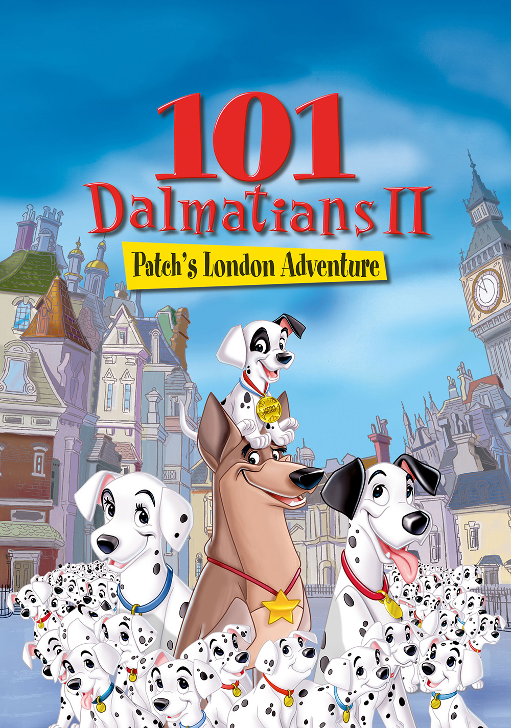 101 Dalmatians 2 Patch's London Adventure 2003 English 350MB BluRay 720p ESubs HEVC Free Download Watch Online Downloadhub.in