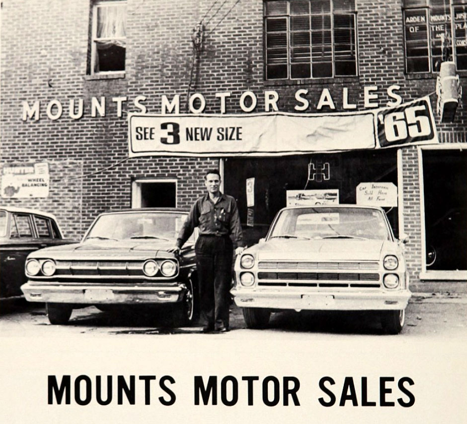 Annualmobiles mounts motor sales for Smith motor company wv