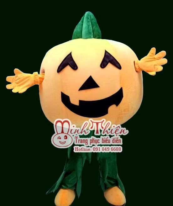 Cho Thuê Đồ Mascot , Hallowen Bí Ngô Tphcm