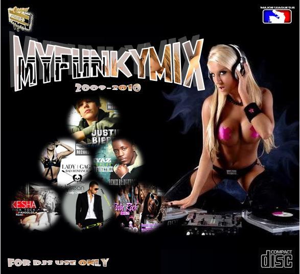 Dj Khoolot: DJ-KHOOLOT - My Funkymix Vol 1(2009-2010)