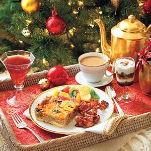 desayuno navidad, desayuno navideño