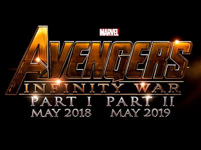 Las dos entregas de 'Avengers: Infinity wars' tendrán nuevos títulos