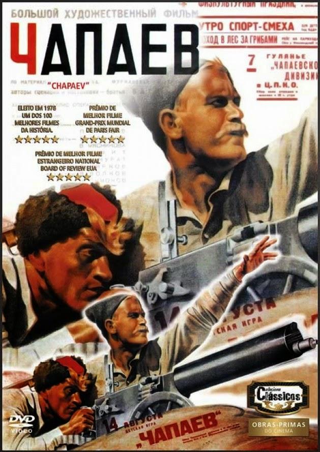 """""""Çapayev"""" (1934)"""