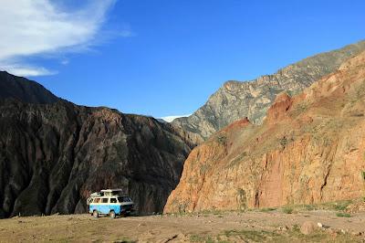 Trekking Cotahuasi, Cañón de Cotahuasi