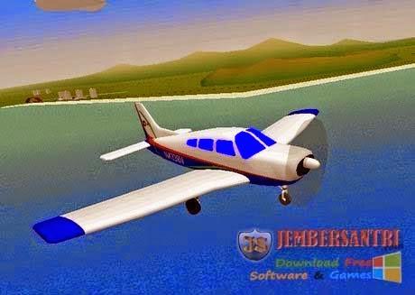 Download Game Simulator Pesawat Terbang YS Flight Gratis