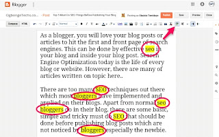 Top 5 Must Do SEO Things Before Publishing Your Blog Posts or Articles