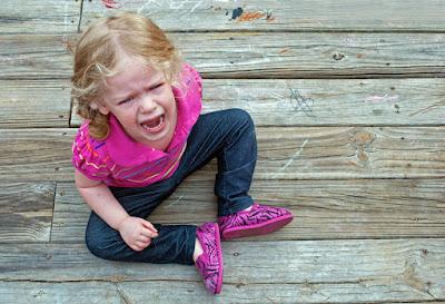 Sebab anak tantrum