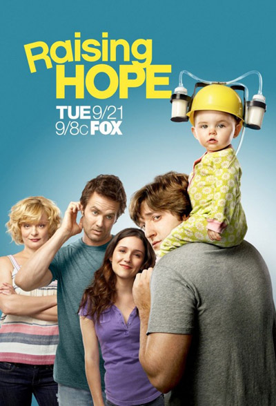 Raising Hope Saison 02 [vostfr|] [01 à 22/??]   [MULTI]