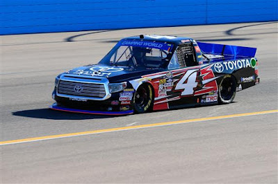 #NASCAR Weekend Kicks Off With Camping World Truck Series Showdown