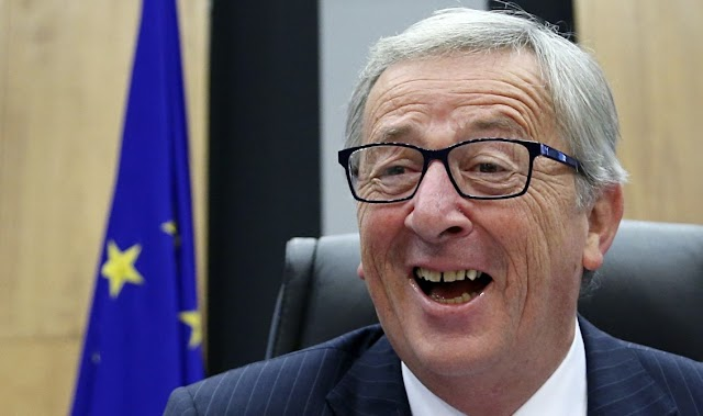 #Racism : EU Commission President said : Italians need to work harder and be less corrupt ( ! )