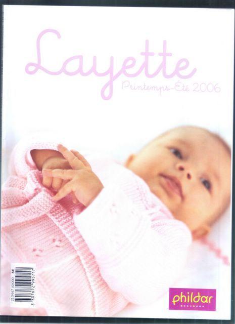 Magazine Layette-Revista Tricô Bebê