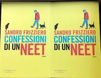 Logo Commenta e vinci gratis le copie del romanzo ''Confessioni di un NEET'' di Sandro Frizziero