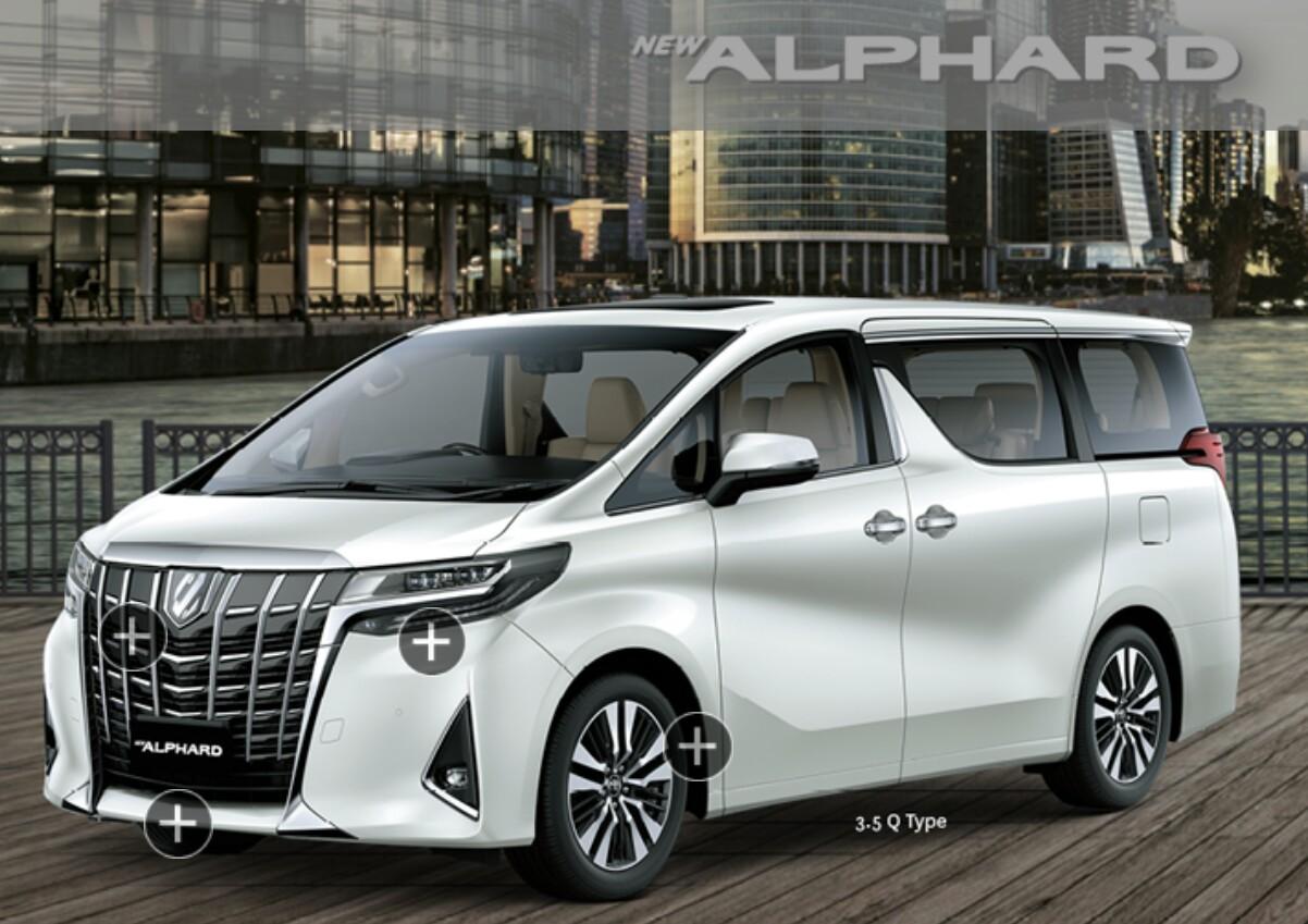 Kelebihan Harga Toyota Alphard 2019 Harga