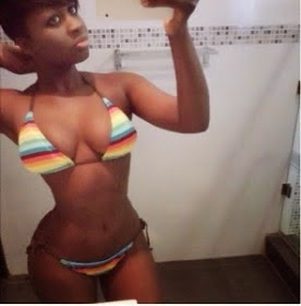911deecb89f See what waist cinchers has done to this Ghanaian lady s body