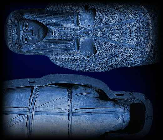 the egyptian coffin after burial Egyptian burial is the common term for the ancient egyptian funerary rituals concerning death and the soul's journey to the afterlife eternity, according.