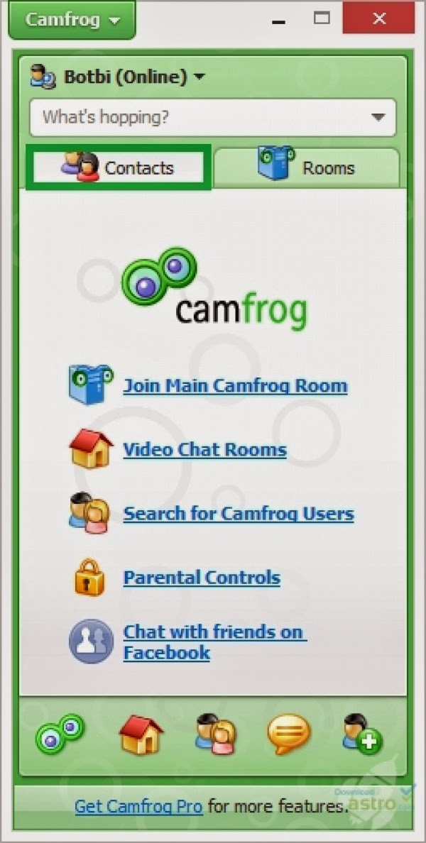Camfrog Video Chat 6.7.356