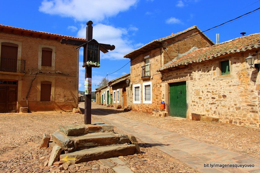 Camino de Santiago por tierras de León