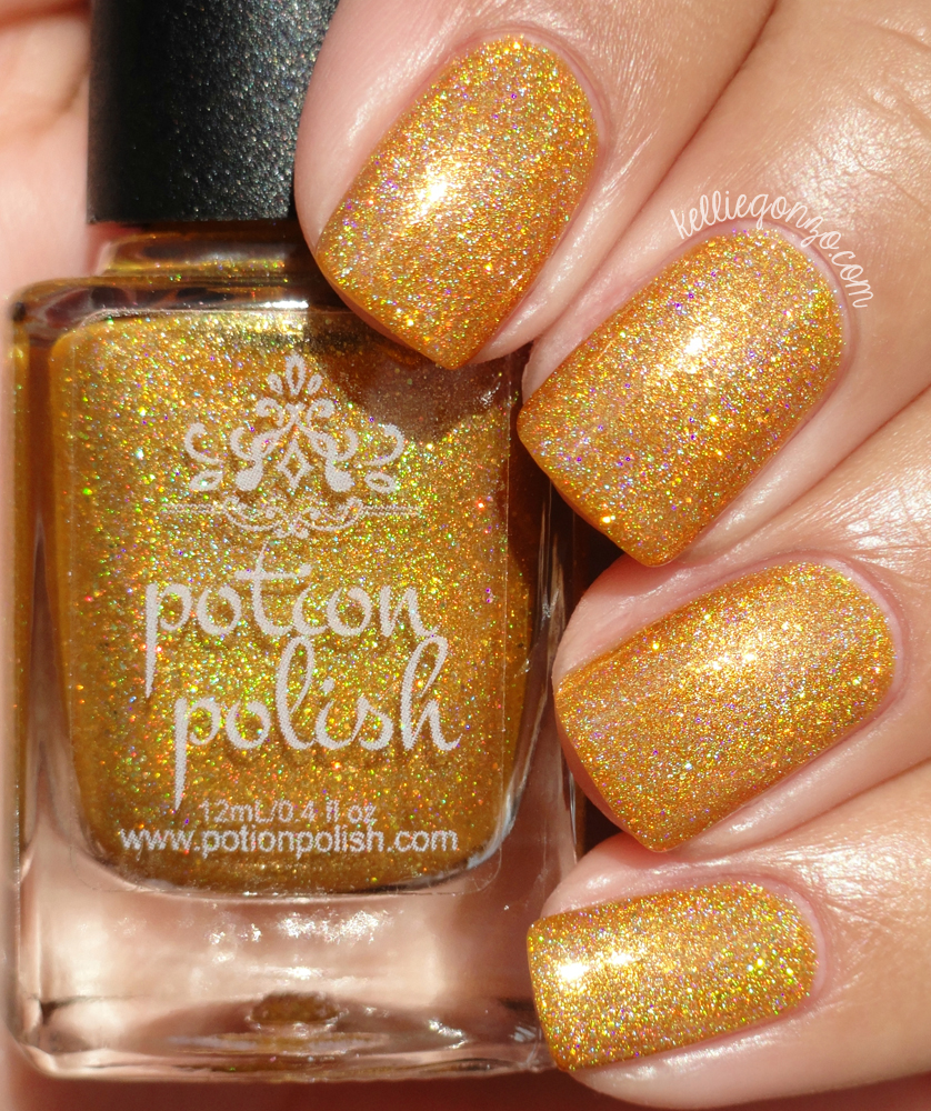 Potion Polish Marvelous Maple